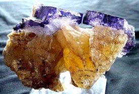 蛍石:Fluorite(イリノイ産)