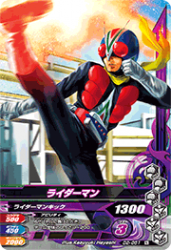 D2-051 N ライダーマン