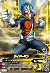 D5-043 N ライダーマン