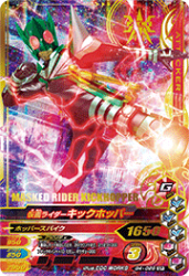 G4-026 SR 仮面ライダーキックホッパー