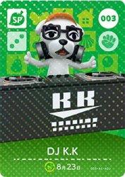 No.003 DJ K.K