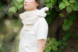 <img class='new_mark_img1' src='https://img.shop-pro.jp/img/new/icons49.gif' style='border:none;display:inline;margin:0px;padding:0px;width:auto;' />Organic Cotton&linen Wガーゼ夏のマフラー【37�幅】