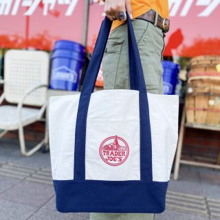 TRADER JOE'S Tote Bag(トレーダージョーズ/トートバッグ)