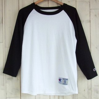 CHAMPION 3/4Sleeve Raglan T-Shirts