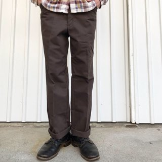 RED KAP PT50 Jean-Cut Pant / Chocolate Brown (レッドキャップ/ワークパンツ)