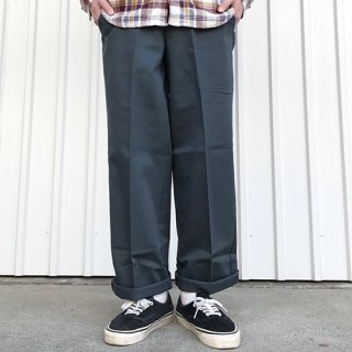 RED KAP - PC20 WRINKLE-RESISTANT COTTON WORK PANT / SPRUCE GREEN レッドキャップ ワークパンツ スプルースグリーン