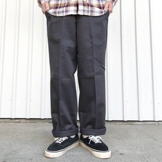 RED KAP - PC20 WRINKLE-RESISTANT COTTON WORK PANT / CHARCOAL レッドキャップ ワークパンツ チャコール