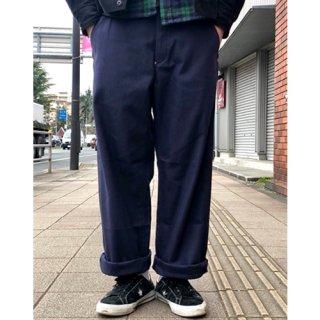 夕陽のTシャツ SUNSET / ORIGINAL WORK PANT - NAVY オリジナル ワークパンツ ネイビー