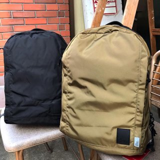 THE BROWN BUFFALO / CONCEAL BACKPACK - BLACK / COYOTE  ザ・ブラウンバッファロー バックパック ブラック コヨーテ