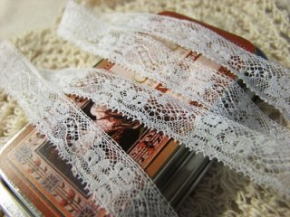 LL02008 綿リバーレース 1.5cm巾