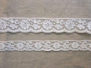 LL03007 綿リバーレース 3.5cm巾