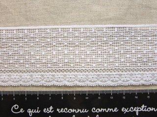 LR03009 綿リバーレース 4.5cm巾