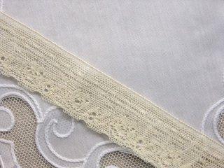 LR03011 綿トーションレース 3.3cm巾