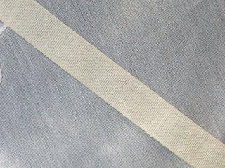 LL05018  ガーゼ織り 綿テープ(リボン)