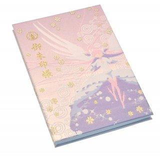 魔法少女まどか☆マギカ 御朱印帳イメージ