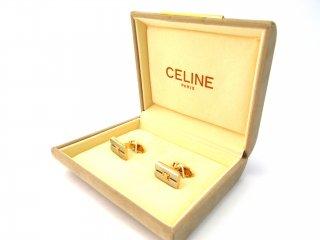 セリーヌ CELINE/カフス【中古】【C1559】