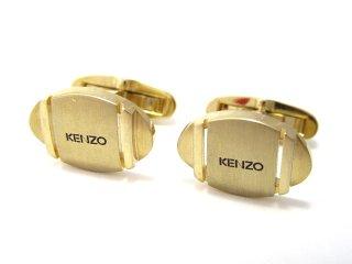 ケンゾー KENZO/カフス【中古】【C1561】