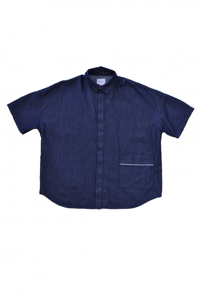 <img class='new_mark_img1' src='//img.shop-pro.jp/img/new/icons21.gif' style='border:none;display:inline;margin:0px;padding:0px;width:auto;' />PAJAMA SHIRT [Men's]