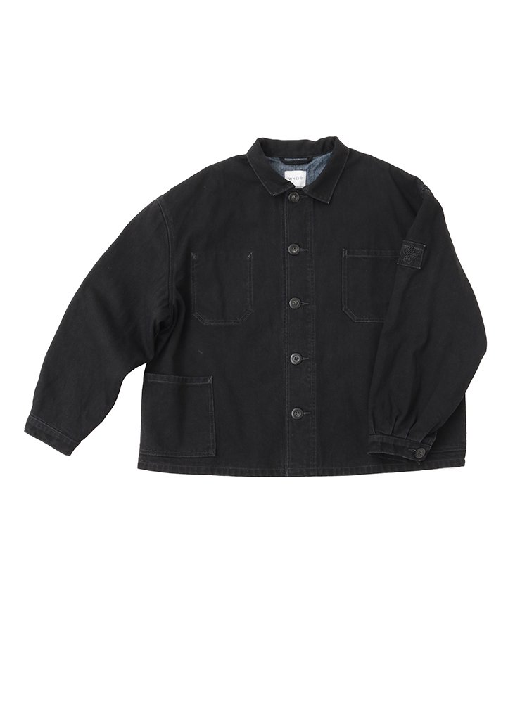 French Coverall Jacket<br>[Men's]<br><img class='new_mark_img2' src='https://img.shop-pro.jp/img/new/icons17.gif' style='border:none;display:inline;margin:0px;padding:0px;width:auto;' />