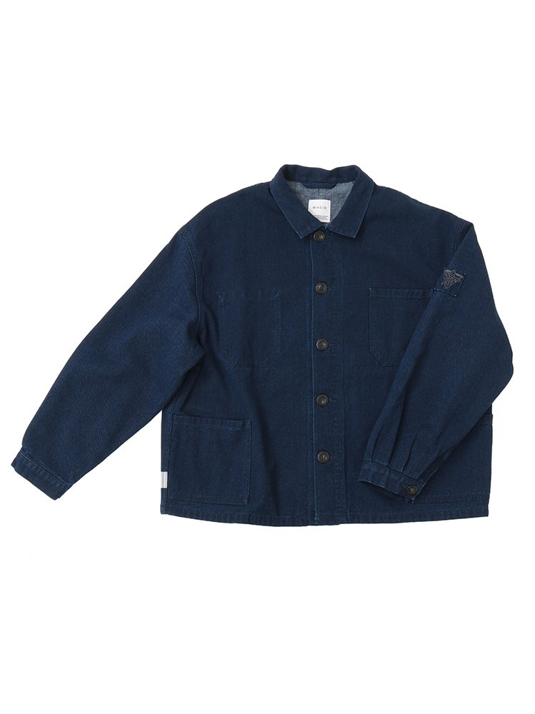 <img class='new_mark_img1' src='//img.shop-pro.jp/img/new/icons2.gif' style='border:none;display:inline;margin:0px;padding:0px;width:auto;' />French Coverall Jacket<br>[Men's]<br>