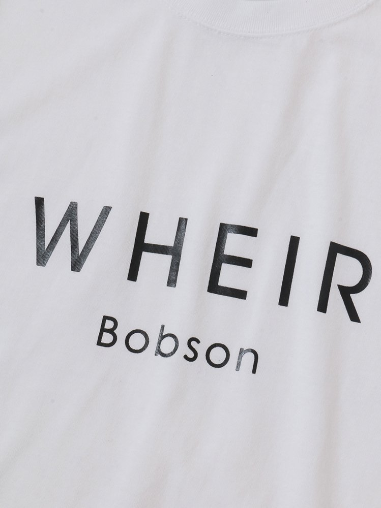 Logo T-Shirt<br>[Men's]<br>