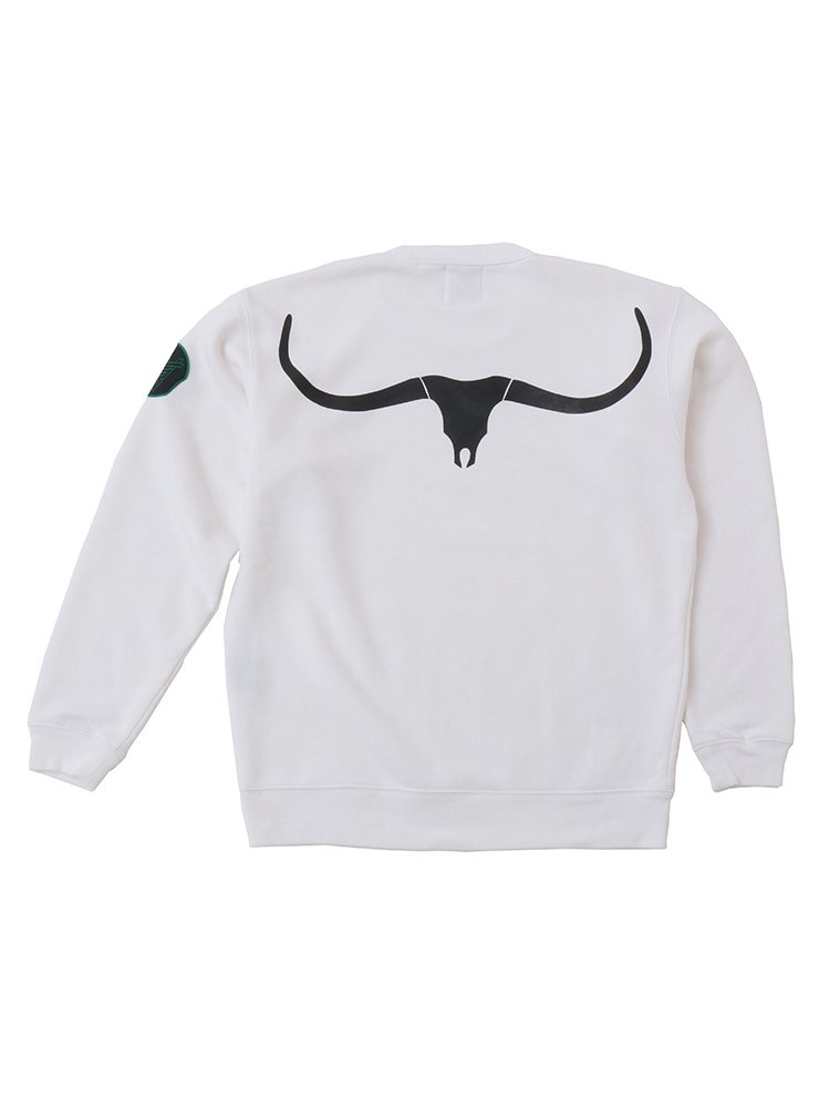 Horn Sweat Shirt<br>[Men's]<br><img class='new_mark_img2' src='https://img.shop-pro.jp/img/new/icons17.gif' style='border:none;display:inline;margin:0px;padding:0px;width:auto;' />