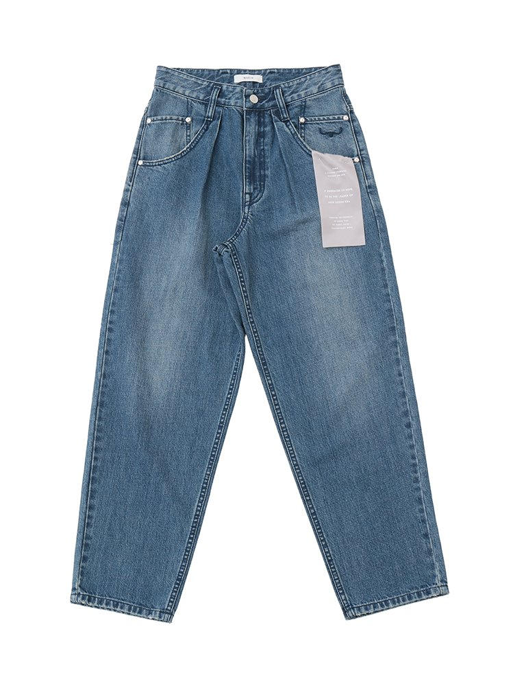 Tack Baggy Jeans<br>[Men's]<br><img class='new_mark_img2' src='https://img.shop-pro.jp/img/new/icons17.gif' style='border:none;display:inline;margin:0px;padding:0px;width:auto;' />
