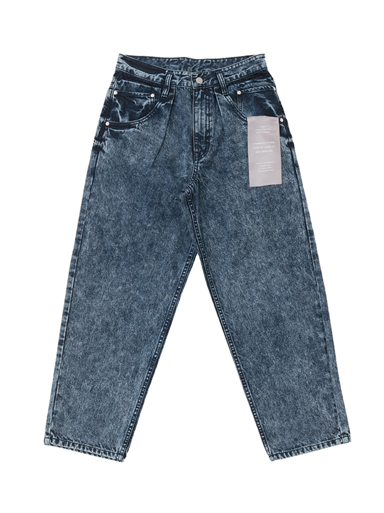 <img class='new_mark_img1' src='//img.shop-pro.jp/img/new/icons2.gif' style='border:none;display:inline;margin:0px;padding:0px;width:auto;' />Tack Baggy Jeans<br>[Men's]<br>