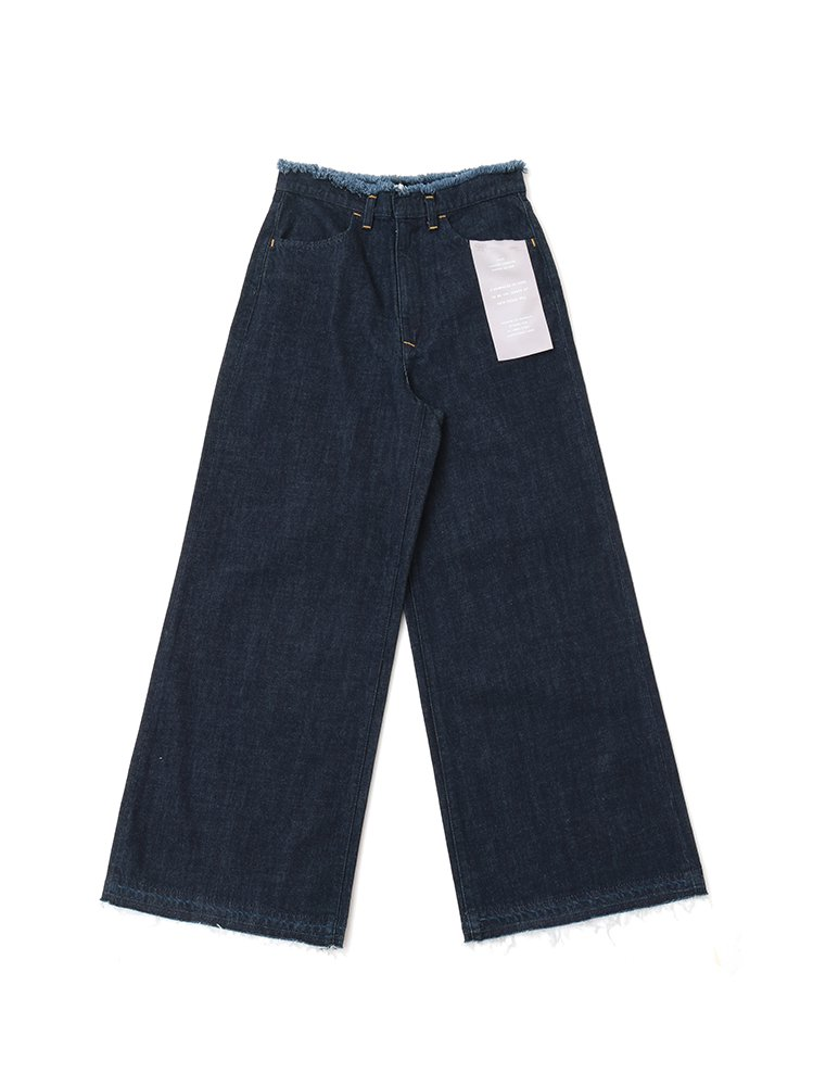 <img class='new_mark_img1' src='//img.shop-pro.jp/img/new/icons2.gif' style='border:none;display:inline;margin:0px;padding:0px;width:auto;' />Wide Jeans<br>[Women's]<br>