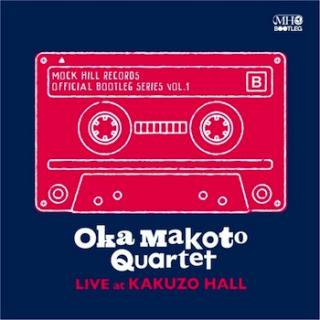 岡 淳/LIVE AT KAKUZO HALL