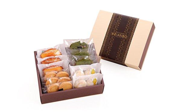 焼き菓子4種11個