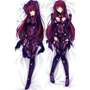 Fate/Grand Order スカサハ 抱き枕カバー 同人 尚萌=幽幽雪猫/Grandia氷 cz00152