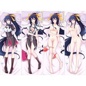 ハイスクールD×D 姫島 朱乃 2枚重ね 脱着式 抱き枕カバー 二次元 萌え アダルト 同人 18禁 エロ姫島朱乃