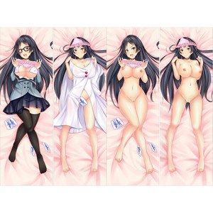 下ネタという概念が存在しない退屈な世界 華城 綾女 脱着式 抱き枕カバー アダルト 18禁 エロ華城綾女