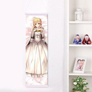 Fate/unlimited codes セイバー・リリィ タペストリー 同人 尚萌=幽幽雪猫/Grandia氷 gcz00315-1