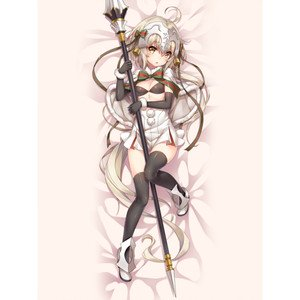 Fate/Grand Order ジャンヌ・ダルク・オルタ・サンタ・リリィ シーツ 布団カバー ブランケット 毛布 同人 麦芽堂 cbz12592-1