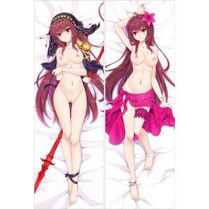 Fate/Grand Order スカサハ 抱き枕カバー 18禁 同人 麦芽堂 bz12614