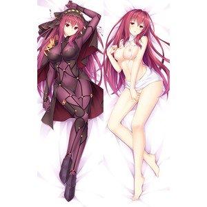 Fate Grand Order スカサハ 抱き枕カバー 18禁 同人 絶対萌域=Summer ez00354-2