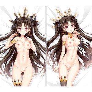 Fate/Grand Order イシュタル 抱き枕カバー 18禁 同人 1/2サイズ 麦芽堂 sbz12687