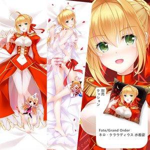 Fate/Grand Order ネロ・クラウディウス水着姿 抱き枕カバー 32600716