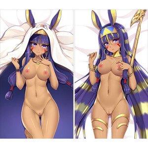 Fate/Grand Order ニトクリス 抱き枕カバー 18禁 同人 1/2サイズ 麦芽堂 sbz12717