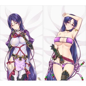 Fate/Grand Order 源頼光 フェースタオル 同人 2枚セット 麦芽堂 tbz12740