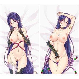 Fate/Grand Order 源頼光 フェースタオル 18禁 同人 2枚セット 麦芽堂 tbz12741