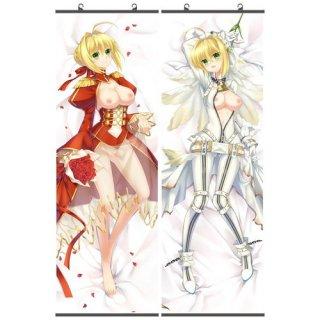 Fate/Grand Order ネロ・クラウディウス タペストリー 18禁 同人 お得2枚セット 萌工房 gmz09938-34
