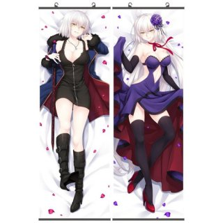 Fate/Grand Order ジャンヌ・ダルク タペストリー 同人 お得2枚セット 萌工房 gmz09960-12