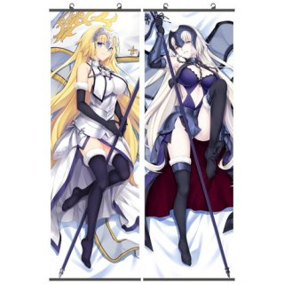 Fate/Grand Order ジャンヌ・オルタ/ジャンヌ・ダルク タペストリー お得2枚セットあり! 7132609944012