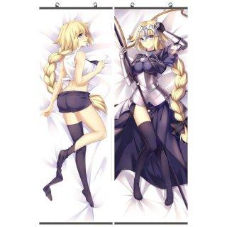 Fate/Grand Order ジャンヌ・ダルク タペストリー 同人 お得2枚セット 萌工房 gmz09942-12