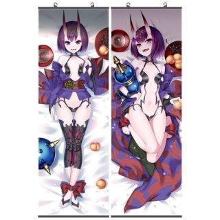Fate/Grand Order 酒呑童子 タペストリー お得2枚セットあり! 7132609936012
