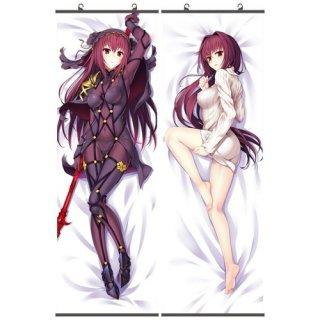 Fate Grand Order スカサハ タペストリー 同人 お得2枚セット 萌工房=MGF gmz09934-12