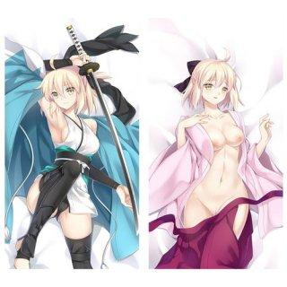 Fate/Grand Order 桜セイバー(沖田総司) 1/2抱き枕カバー 1913260994802